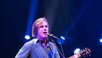 Interruptions Can't Derail Jackson Browne Performance at E.J. Thomas Hall
