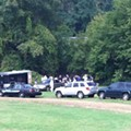Cleveland FBI Searching Clark Fields for Christina Adkins