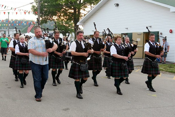 Cleveland Irish Cultural Festival — July 18 to 20