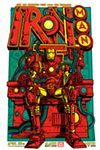 Iron Man by Jesse Philips