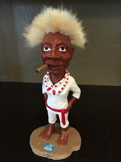 """Is very bad to steal Jobu's rum. Is very bad."" - JOBULIFESTYLE.COM"
