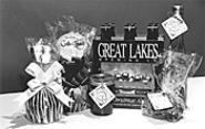 Items in photo come from Culinaire Pavane, Crooked River Herb Farm, and Great Lakes Brewing Co. - WALTER  NOVAK