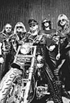 """""""It's a myth that I received any flak from the metal      community over my decision to come out,"""" says Rob      Halford."""