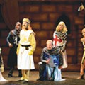 It's a Silly Thing: Spamalot Triggers the Giggle Machine at the Beck Center