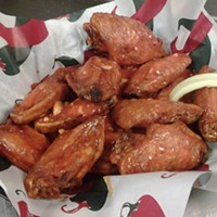 Cleveland Eats (and Drinks): 25 Things You Consumed this Week Its Wing Wednesday at the Tavern! Half off wings from 6-close! #nofilter #Wednesdaywings #solon #clevelandfood Photo Courtesy of Instagram User sunnyc216