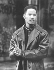 Jamie Foxx as Will Smith as Alvin Sanders, the unsuspecting dupe.
