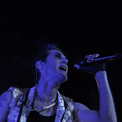 Jane's Addiction at Jacobs Pavilion