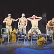 Jarheads Are Hunting for Ugly Women in Dogfight at the Beck Center