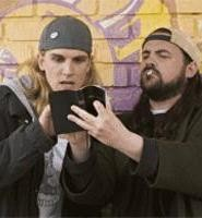 Jay and Silent Bob: Two dopes and their dope.