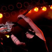 Joan Jett & the Blackhearts performing at Hard Rock Live