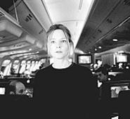 Jodie Foster has lost either her daughter or her mind -- and Flightplan has lost its scruples.