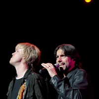 Joe Walsh & Kenny Wayne Shepherd
