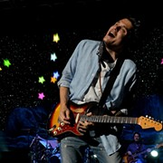 John Mayer steers clear of his hits at Blossom