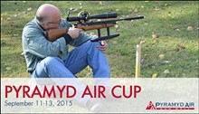 STORMIE VANMEENEN - Join us for the second annual Pyramyd Air Cup Airgun Competition.