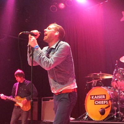 Kaiser Chiefs Performing at House of Blues