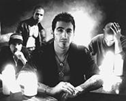 Karma chameleons: Robbie Merrill, Tony Rombolo, Sully Erna, and Tommy Stewart (from left) of Godsmack.