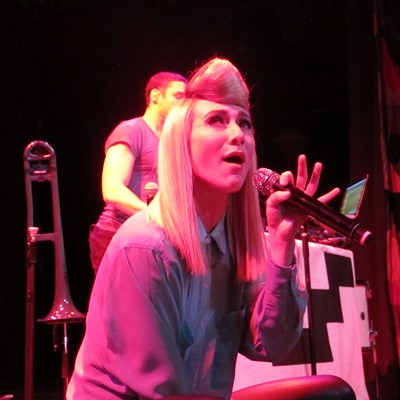 Karmin Performing at House of Blues