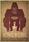 King Kong by James Gilleard