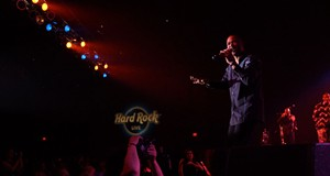 Kool & the Gang Performing at Hard Rock Live