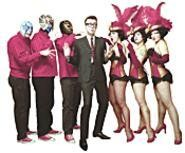 Leggy dames or Los Straitjackets? The choice is yours on Thursday.
