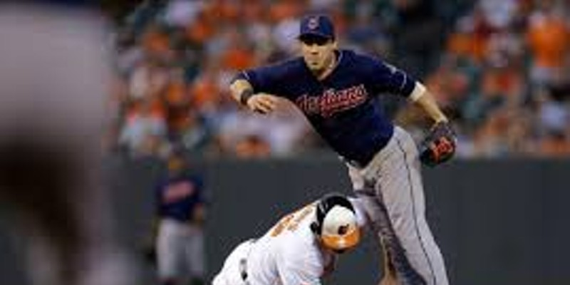 """11 Indians' Double Plays That Don't Look Like Double Plays """"Let me just set my beer down on this very tall bar."""""""
