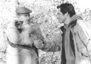 Like father, dislike son:  De Niro and Stiller share a bonding moment.