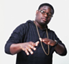 """Lil Rel likes to talk about a lot of things: marriage, cable bills, a creepy old gym teacher he once had, his mother's cigarette smoking. He claims he'd often get confused as to which parent was calling to him from other room: was that his Black Panther dad or his gruff, chainsmoking mom? Don't you confuse his name, though. Lil Rel is a manly man and he makes sure you know it. Don't ever violate his """"Man Laws"""" and ask him his astrological sign or wait to make sure he gets in his door when you drop him off. He's been on Last Comic Standing and is slated to appear on the new reboot of In Living Color. He performs tonight at 7:30 at the Improv and has shows scheduled through Sunday. Tickets are $22. (Trenholme)"""