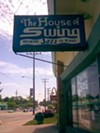 Located on the busy Mayfield Road in South Euclid, the House of Swing is a kick-ass dive. The place has not had a dime put back into it in decades and has one of the largest vinyl collections of Blues music in the country. The live blues and jam sessions work perfectly with the distressed woods and 1970s pleather bar stools. Unless you like bar nuts no food here - just whiskey and some down and dirty blues. House of Swing is located at 4490 Mayfield Rd, South Euclid. Call (216) 382-2771 for more information.