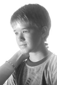 Lookin' for love: Haley Joel Osment as David.