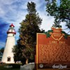 Looking for a cozy fall weekend getaway? The village of Marblehead offers a quiet, small town vibe with plenty of activities! Check out the lighthouse and LaFarge Quarry for unique views of fall foliage.