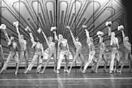 Looking for that singular sensation? A Chorus Line -  is at Carousel Dinner Theatre through July 9.