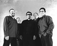 """Los Lobos del Este Los Angeles: Though they like to - refer to themselves as """"just another band from East - L.A.,"""" Los Lobos have proved anything but."""