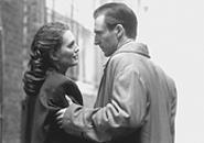 Love and hokiness: Moore and Fiennes.
