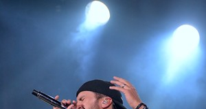 Luke Bryan, Lee Brice and Cole Swindell Performing at Blossom