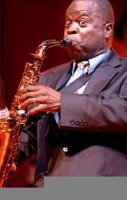 Maceo Parker, at the House of Blues June 3. - WANDA  SANTOS-BRAY