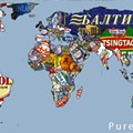 MAP: Around the World in 80 Beers