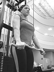 Mari Kudla looks more Maxim than World's - Strongest Woman. - WALTER  NOVAK