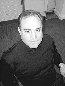 Mark Dottore embodies life's Golden Rule: Never trust a guy in a turtleneck.