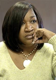 WALTER NOVAK - Mayor Yolanda Broadie is accused of discriminating against whites.