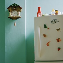 Meg Griffiths, 22 days of 5 to 3, 2012. From the series Casa Particular.