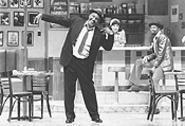 Memphis blues: Charles Weldon boasts plenty of energy, but little variety.