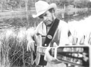 Merle Haggard: At home, he's an orange farmer.