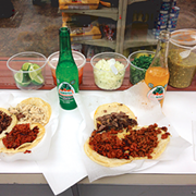 Mexico, Only 30 Miles Away: The Best Authentic Tacos in Northeast Ohio Can Be Found, Of Course, in Painesville, in the Front of a Grocery Store