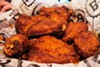Michael Symon may be the king of pork, but he may just also be the king of the chicken wing. BSpot's sriracha wings are off the charts. Large and meaty wings are tossed in a buttery, Asian hot sauce. Ask for a side of chunky blue cheese and you may forget they serve burgers. Call 440-572-9600 for more information.