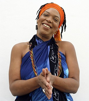 Miss Cleo prays that more than four people will buy her album.