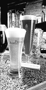 Mmm .  .  . beer. Some of the suds you'll encounter at - this weekend's Alefest.