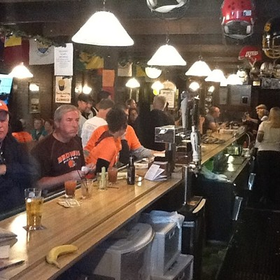 11 Cleveland Bars Open on Christmas Day