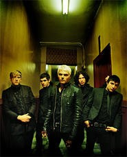My Chemical Romance: What's the patient's name? Tommy?