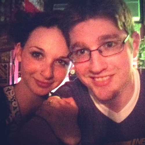 Natalie Addessi and Mike Wood