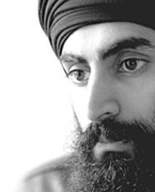 WALTER  NOVAK - Navtej Bains Singh jokes that if he had a penny for - every time someone calls him Osama bin Laden, he - could buy his own temple.